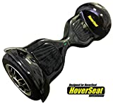 HoverSeat 10' Wheels Hoverboard for Seating Attachment Self-Balancing Scooter Frame.