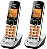 Uniden DCX170 Extra Handset/Charger Cordless Phone (2 Pack)
