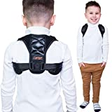 Back Brace Posture Corrector for Teens and Kids. Physical Therapy for Clavicle Support and Relief from Back Pain & Shoulder. Sizes XS-S: 26' to 35' Inch.