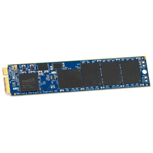 OWC 480GB Aura Pro 6G Solid-State Drive Upgrade for 2012 MacBook Air