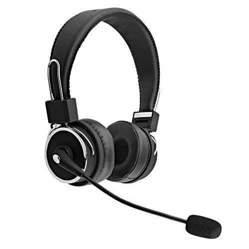Blue Tiger Dual Elite Wireless Bluetooth Headset (Certified Refurbished)