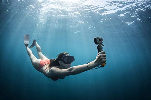 DJI-Osmo-Action-4K-Action-Cam-12MP-Digital-Camera-with-2-Displays-36ft-Underwater-Waterproof-WiFi-HDR-Video-145-Angle-Black