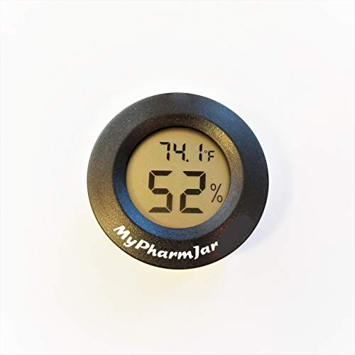 Mypharmjar Digital Hygrometer