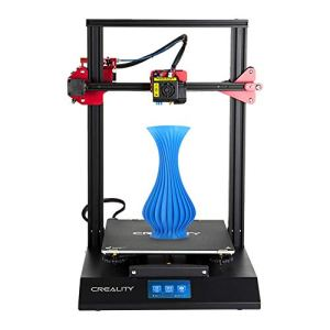 Comgrow Creality CR-10S Pro 3D-printer met automatische nivellering en touchscreen, PTFE en Bondtech extruderwielen, maat 300x300x400 mm