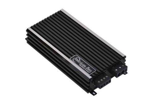 American Bass 2500W Max Class D Amplifier Phantom Micro-Technology, 4 Inch