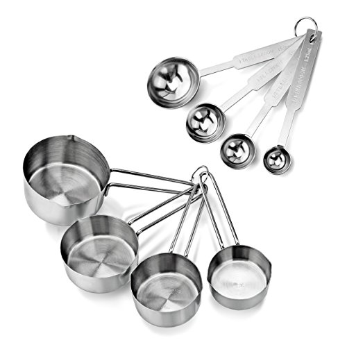 New Star Foodservice | Measuring Cup & Spoons Sets