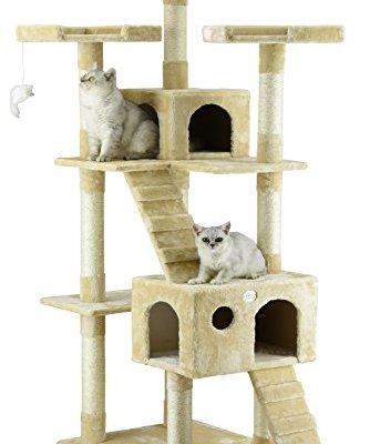 Go Pet Club 72″ Cat Tree