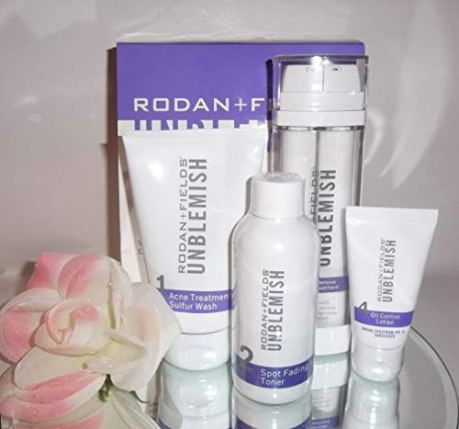 Rodan and Fields Unblemish Regimen for Acne and Marks