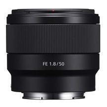 Sony-FE-50mm-F18-Lens-64GB-UHS-I-SD-Card