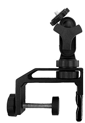 Pedco UltraClamp Assembly Camera Mount Accessory for Cameras, Scopes, and Binoculars (2.5-Inch)