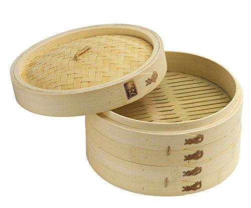 Joyce Chen 26-0013, 10-Inch Bamboo...