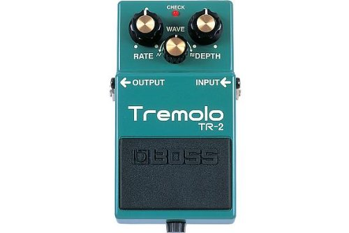 BOSS TR-2 Electric Guitar Pedal (TR2)