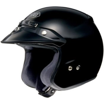 Shoei Solid RJ Cruiser Motorcycle Helmet