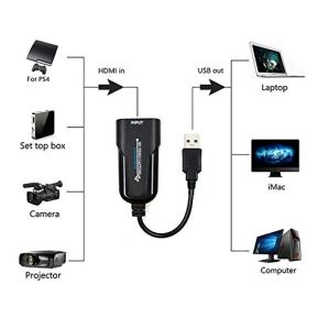 Idealforce-USB-30-Video-Capture-Card-HDMI-to-USB-30-Video-Capture-1080P-Full-HD-60FPS-Recorder-Facebook-Webcam-Live-Streaming-for-Windows-Android-and-Mac-iOS