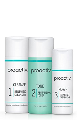 Proactiv Solution 3-Step Acne Treatment System (30 Day) Starter Size