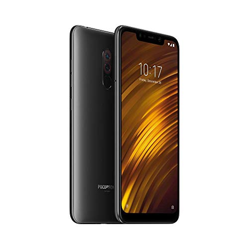 Xiaomi Pocophone F1 128GB Graphite Black, Dual Sim, 6GB RAM...