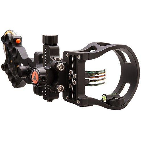 APEX GEAR Attitude Micro 5 Pin .019 Right/Left Hand Sight, Black