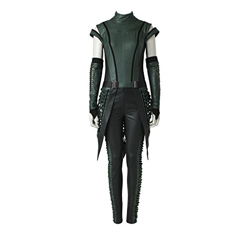 CosplayDiy Women's Suit for Guardians of the Galaxy Vol. 2 Mantis Cosplay XXXL