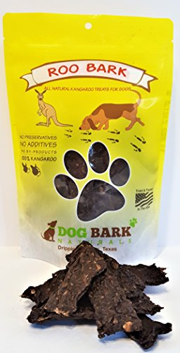Roo Bark - As Natural As It Gets - 1 Ingredient!!! Responsibly Source In Australia and Made USA, Portion Of All Proceeds Donated To Dogs In Need 1