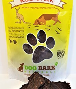 Roo Bark – As Natural As It Gets – 1 Ingredient!!! Responsibly Source In Australia and Made USA, Portion Of All Proceeds Donated To Dogs In Need