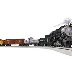Lionel Trains – Union Pacific Flyer LionChief Set with Bluetooth, O Gauge 41FTnZQeRmL