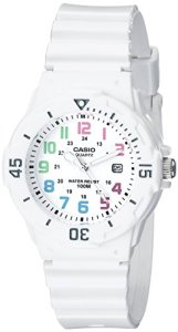 Casio Women's LRW200H-7BVCF Dive Series Sport Watch