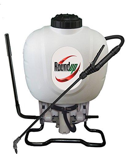 Roundup 190314 Backpack Sprayer, 4 Gallon