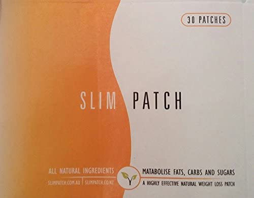30pc Extra Strong Fast Acting Slim Patch Weight Loss Slimming ...