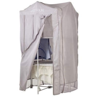 VonHaus Cover for 3 Tier Heated Clothes Drying Rack - Improves Laundry Airer Performance by Keeping Heat in