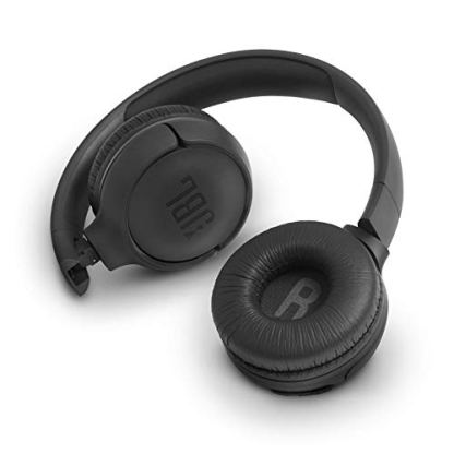 JBL-JBLT500BTBLKAM-On-Ear-Wireless-Bluetooth-Headphone-Black