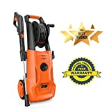 AIPER Electric Power Washer 2150 PSI 1.85 GPM Electric Pressure Washer Cleaner Machine with Long Hose, Hose...