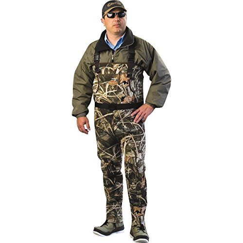 Waterfowl Wading Systems Max-4 Neoprene Stockingfoot Wader (XX-Large)