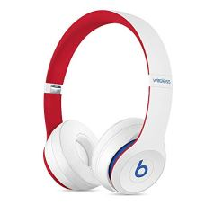 Beats Solo3 Wireless Headphones – Beats Club Collection – Club White