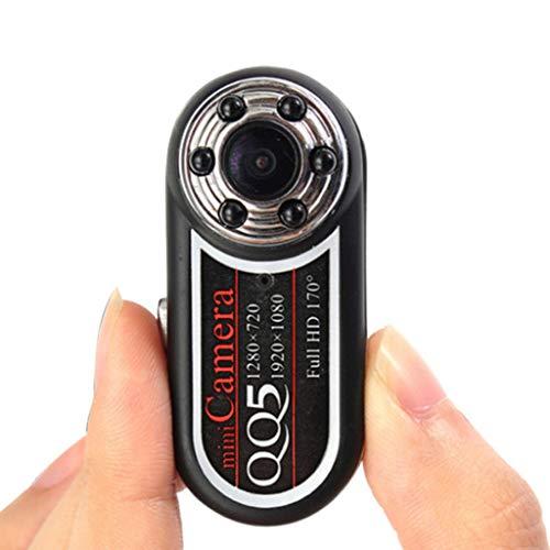 HowLoo Mini 170° DV Wide Angle Metal DVR Camera IR Night Full HD 1080P Webcam Cam