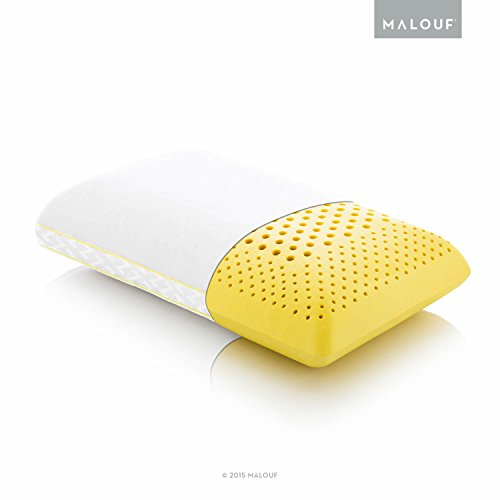 Z ZONED DOUGH Memory Foam Pillow Infused with Chamomile Scent - Natural Roman Chamomile