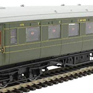Hornby R4833 SR Maunsell Open 3rd Class Coach'1375′ Multi 41GAfTBD0RL