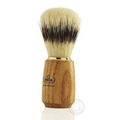 Omega shaving brush 23