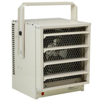 NewAir G73 electric garage heater - heats up to 500 sq. ft.