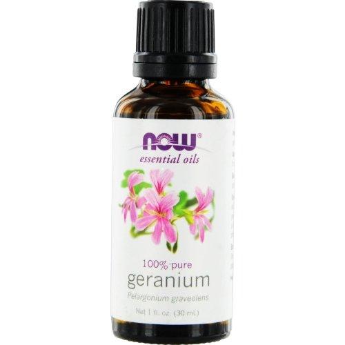 Now Solutions Geranium Oil