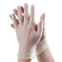 Medpride-Medical-Vinyl-Examination-Gloves-Latex-and-Powder-Free-Disposable-Ultra-Strong-Clear-Food-Handling-Use