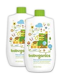 Babyganics Floor Cleaner Concentrate – Best for Kids