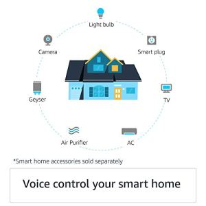 Echo Dot (3rd Gen) – New and improved smart speaker with Alexa (Purple)