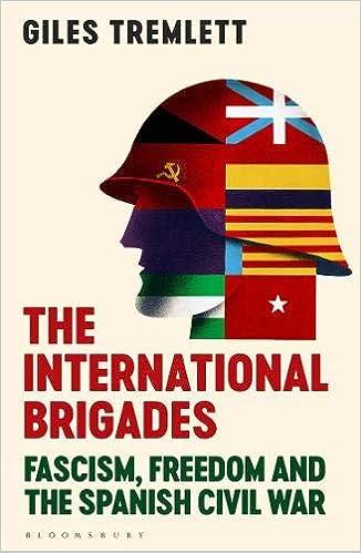 Las brigadas internacionales de Giles Tremlett