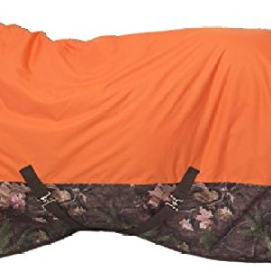 Tough 1 Timber 1200D Waterproof Poly Snuggit Turnout Blanket