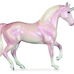 Breyer Freedom Series (Classics) Aurora   Unicorn  Fantasy Horse   Model Horse Toy   (1: 12 Scale (Classics)   Model…