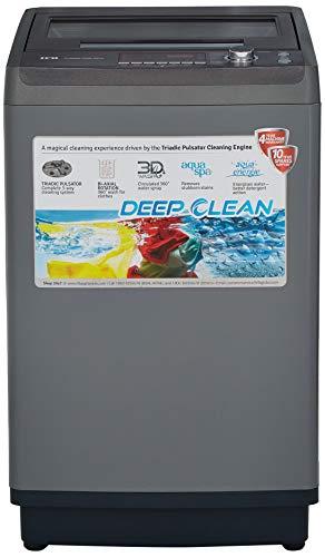 IFB 7 kg Fully-Automatic Top Loading Washing Machine (TL-SGDG 7.0Kg AQUA, Sparkling Silver, Aqua Energie water softener)