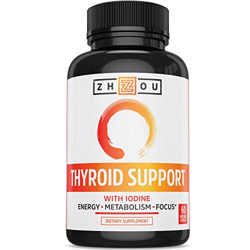 Thyroid Support Complex With Iodine
