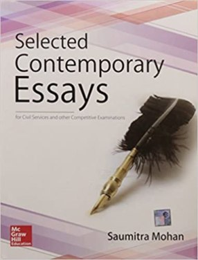 essay book for upsc exam