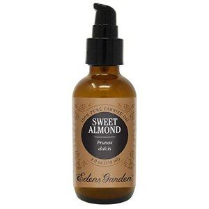 Sweet Almond Oil – Eden's Garden