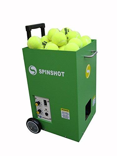 Spinshot Lite Tennis Training Machine (Best Model for Junior Player)